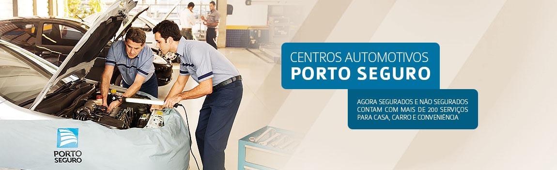 Centros Automotivos Porto Seguro - CALCULAR SEGURO .'. - SAO PAULO